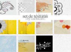 Set de 17icontexturas by caotiicah