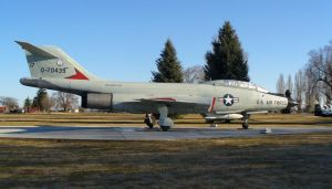Fairchild Airpark F-101 by F16CrewChief