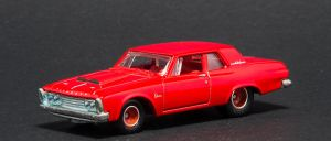 '63 Plymouth Belvedere 426 Max Wedge by RagnaRulZ