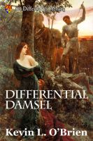 eBook Cover: Differential Damsel by TeamGirl-Differel
