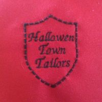 Halloween Town Tailor Shield by sgtderpy