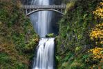 Multnomah Falls by alierturk