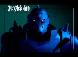 FMA: Alphonse Eye-Catch 01 by Kynkyn