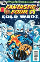 Cold Warriors vs. the Fantastic Four! by Gwhitmore
