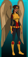 DCOC- Harpy (Young Justice Style) by Skele