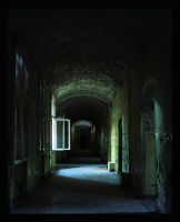 urban exploration dark places by ashleygino