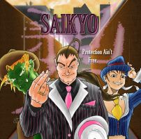 Saikyo Family by Lord-Onyx