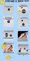 Cupcake and Mold Tutorial by Shelby-JoJewelry