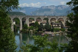 Le pont by MADCALIMERO