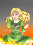 [Ib] Mary's World by CeloTheImpossible