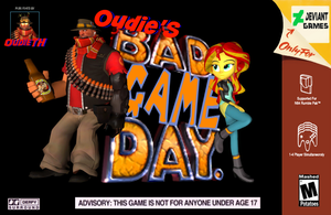 Oudie's Bad Game Day by OudieTH