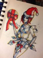 Holiday Orianna by melonafiend