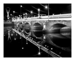 Queen's Bridge by GVA