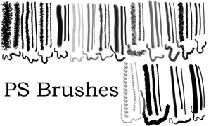 PS Brushes 5 by Dark-Zeblock