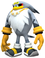 Storm the Albatross in Sonic World by Nibroc-Rock