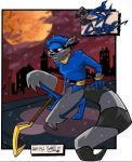 Sly Cooper by SlyCooperfanclub