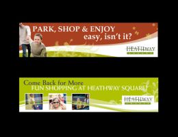 Heathway billboard designs by hippiedesigner