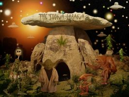 the stona-cabana by HippieVan57