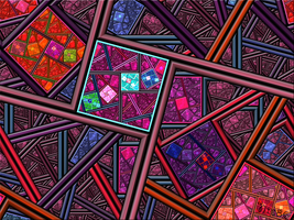 Crazy Squares by Nis86
