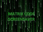 Matrix screen saver by wnuku