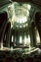 la cathedrale by Inaful