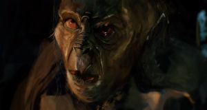 Orc Colour Study by JoshSummana