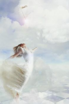 Falling From Cloud 9 by RavenMaddArtwork