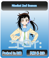 Nisekoi 2nd Season - Anime Icon by Rizmannf