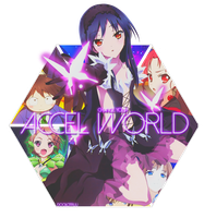 Collage Accel World by DooLoTruu