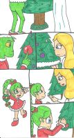 HTGSC: Decorate the tree by cmara