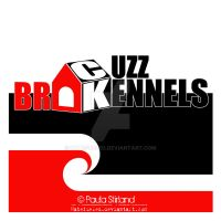 Cuzz Bro Kennels Logo by hatefueled