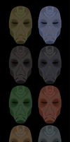 Mask Collection by ThanksAnyway