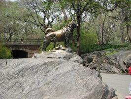 Balto- Central Park 2 by wolven-mask