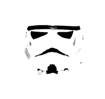 Stormtrooper by Xavur