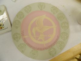 Hunger Games Plate p.1 by RaikageAlex