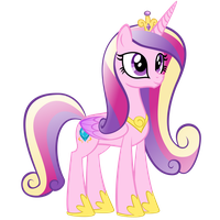 Cadance by FoxTail8000