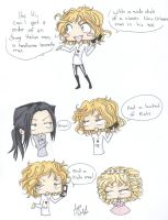 Lestat Being Lestat by AnimeJanice