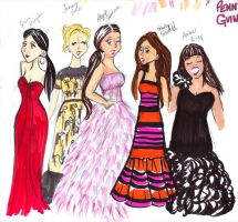 SAG Awards 2011 by TheNorthMint