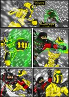 Mortal Kombat Issue #2 Page 14 by MarcusSmiter