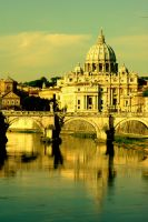Basilica of San Pietro by abrs