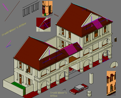 Townscape Preview - Office M1 by themozack