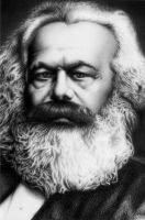 Karl Marx by chrismund04