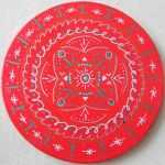 PRINT Coaster 5 by Lou-in-Canada