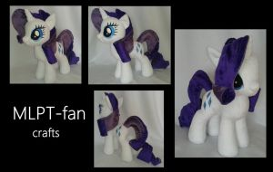 Rarity by MLPT-fan