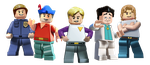 Lego Sierra Allstars by Irishmile