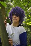 Mizore - lollipop by Visual-Aurelie