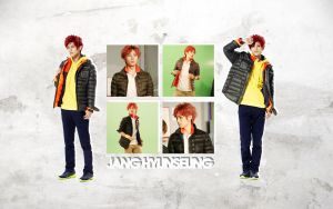 HyunSeung Wallpaper by KpopGurl