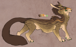 creature adopt by coyotesoot