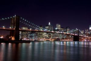 Brooklyn Bridge by sp1te