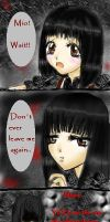 Fatal Frame 2 - Mayu's Unfair by GrazyTomato